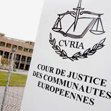 Corte di giustizia UE settembre