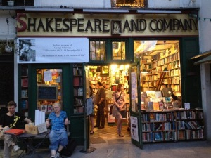 1 hartensteinabroad brian+hartenstein Shakespeare and Company bookstore Paris