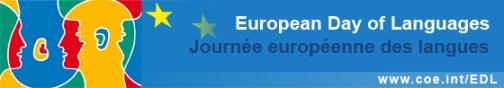 Giornata europea della lingue